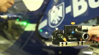 So gefährlich sind Laserpointer - Studie der FH Münster