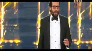 احمد امين حيموتك من الضحك...... بيتريق علي كل الناس حتي نفسة 😂