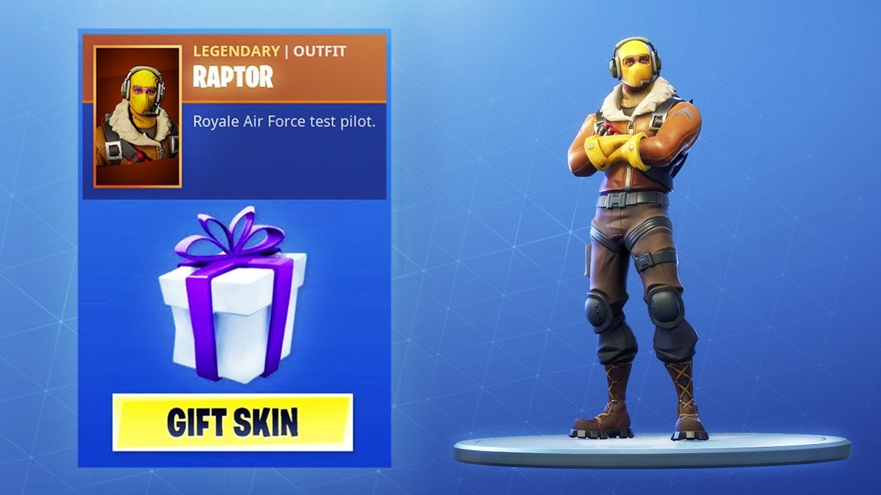 FINALLY.. New GIFTING SYSTEM in Fortnite Season 7! 🎁 - YouTube