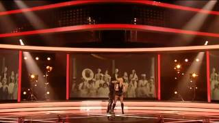 Britney Spears   Womanizer Live At X Factor   The Result 29 11 2008 HDTV