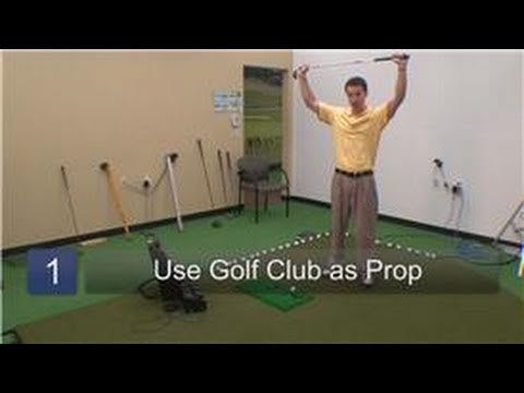 Golf Improvement : Off Season Golf Exercises