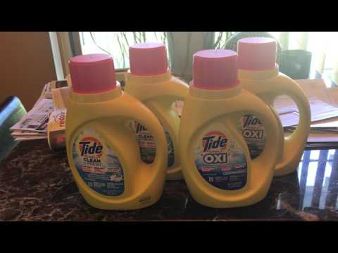 Heads Up On The Tide Simply W/oxi At Dollar General