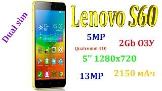 Обзор Lenovo s60 на Android 5.0