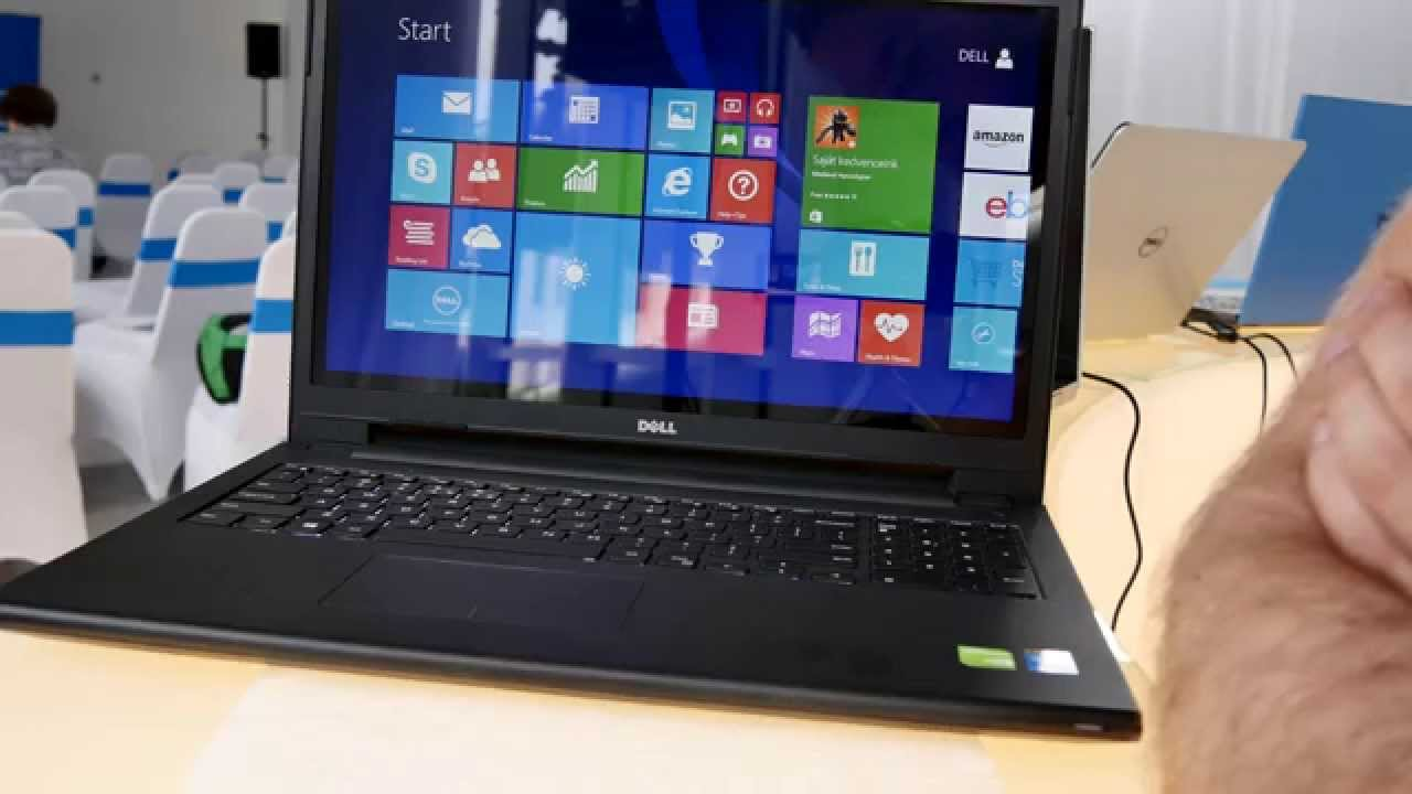 Dell Inspiron 3542 Hands On 4k Youtube