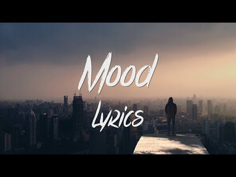 Nate Good - Mood   Lyric