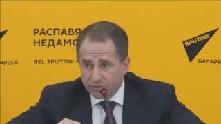 Пресс-конференция посла России Михаила Бабича — прямая трансляция