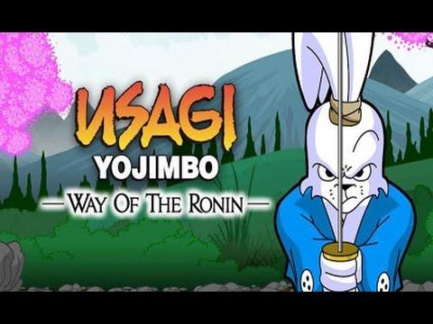 Eviljbrian Plays: Usagi Yojimbo Way of the Ronin Pt. 1