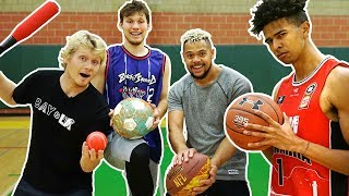 2HYPE MULTI-SPORT SHOOTING CHALLENGE!