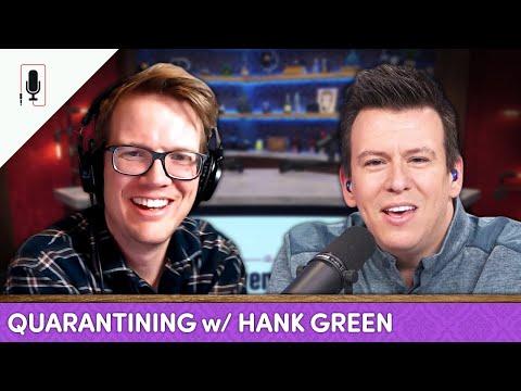 Hank Green Talks Joe Rogan, John Krasinski & SGN, His New Book & More! | Ep. 32 A Conversation With