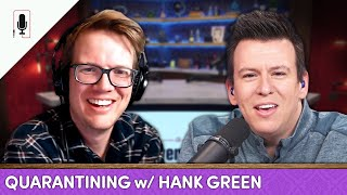Hank Green Talks Joe Rogan, John Krasinski & SGN, His New Book & More! | Ep. 32 A Conversation With