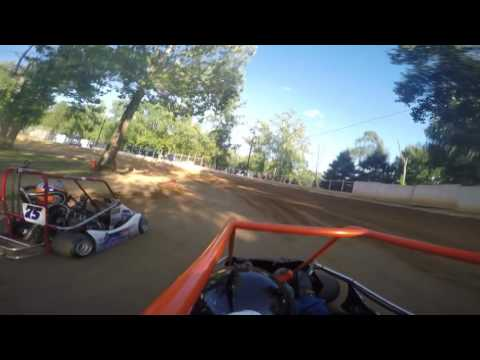 Jax Yohn Racing - Shellhammers Speedway - July 23, 2016 - Heat 1