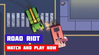 Rise of the Teenage Mutant Ninja Turtles: Road Riot · Game · Gameplay