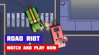 Rise of the Teenage Mutant Ninja Turtles: Road Riot · Game · Gameplay
