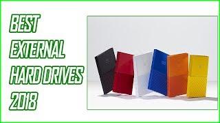 Best Portable Hard Drives 2018 -Top 5 Best External Hard Drives In 2018