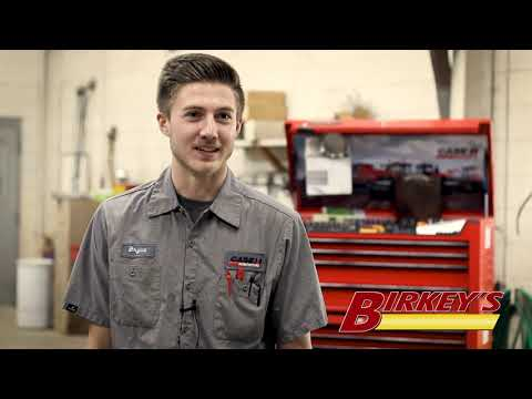 Birkey's: CNH Service Technician Program At Parkland College