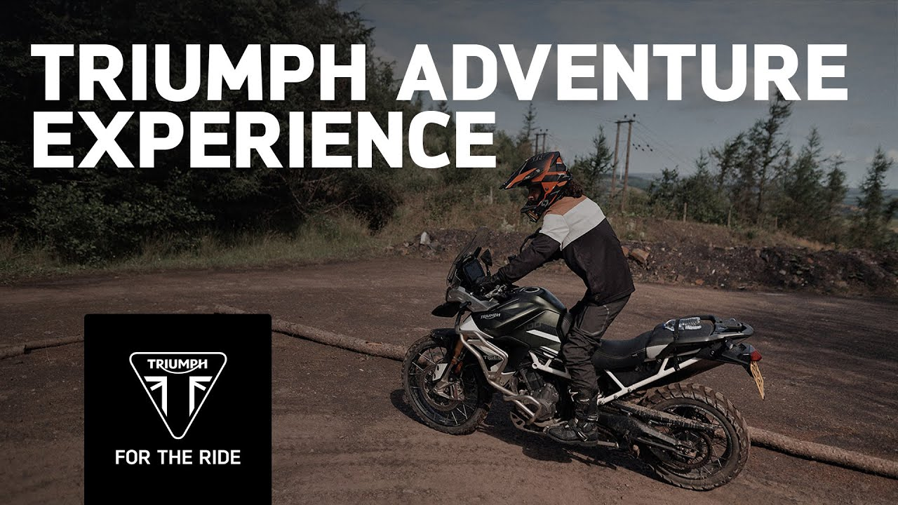 Welcome to Triumph Adventure Experience