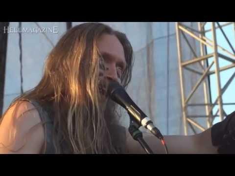 Ensiferum Live at More Than Fest 2016, Slovakia