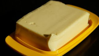 घर पर अमूल जैसा बटर बनाइएँ सिर्फ एक चम्मच से बिना मशीन के ।Like Amul Butter at Home   Instant Recipe