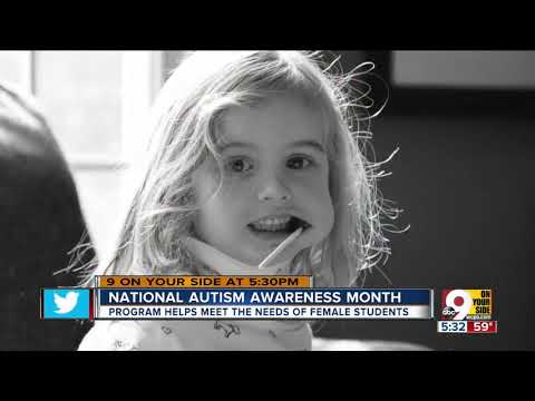 Girls with autism are underdiagnosed —and they're different from boys