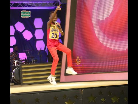 """Nsoromma week 12:  Victor Twum Ampofo electrifies crowd with Shatta Wale's """"My Level"""" song"""