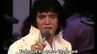 """Elvis Presley """"A big hunk o"""