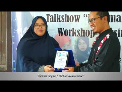Pusat Inkubasi Ketrampilan (PIK) PKPU Human Initiative  - Pelatihan Salon Muslimah