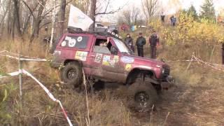 Ралли 4х4 внедорожников по бездорожью Прилуки 29.10.2016 Priluki Rally off-road