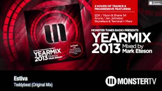 Monster Tunes Yearmix 2013 - Mixed by Mark Eteson (Preview)