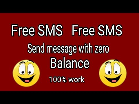 Free SMS - Send message with zero(0) balance to any number || TechCare