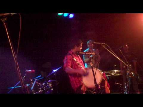 "Red Baraat ""Chaal Baby"" live"