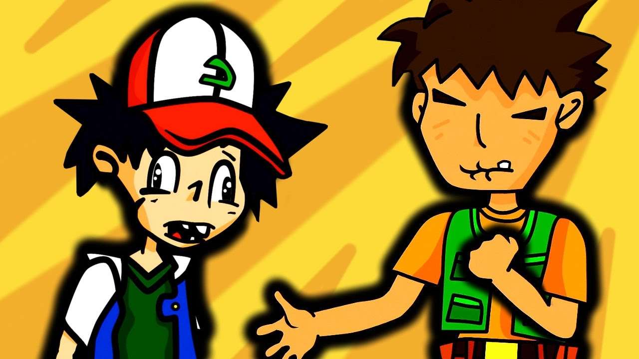 pokeballs funny pokemon animation