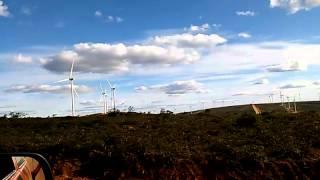 Parque Eólico de Caetité-BA