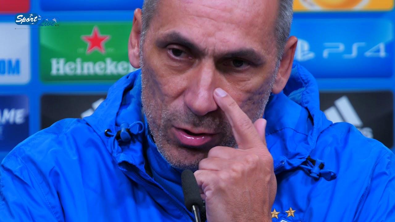 Borussia Dortmund - APOEL Nikosia: Pk von Nikosia mit Nektarios Alexandrou und Georgios Donis