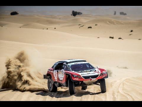 Dubai Baja 2018 - PEUGEOT Abu Dhabi Racing