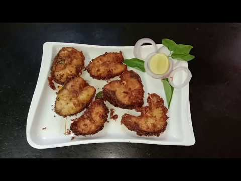 చేపల వేపుడు ఇలా ట్రై చెయ్యండి//Fish Fry//Non-veg Starter//Seafood//How To Prepare Fish Fry/ఫిష్ ఫ్రై