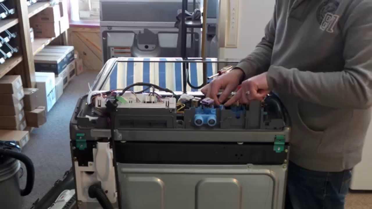 medium resolution of whirlpool cabrio water inlet valve replacement