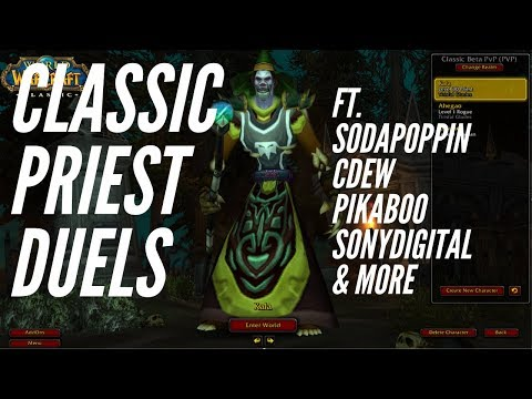 Vanilla Wow Pvp Talents