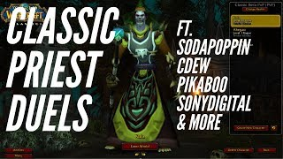 C9 Kala - Classic Priest Dueling - Top World PVPers