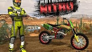 Motocross Nitro GamePlay (Best Motorbike Game on Browser)