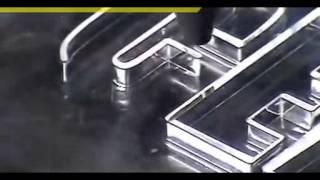 acrylic cutting video 15mm