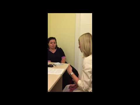 консультация у врача-диетолога