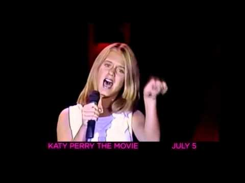 Katy Perry singing gospel music when she was young / cantando música gospel cuando era Joven