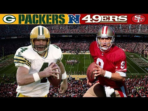 Packers - #TBT: Packers-49ers: A Rivalry for the 1990's