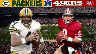 An Upset of Favrian Proportions! (Packers vs. 49ers, 1995 NFC Divisional) | NFL Vault Highlights