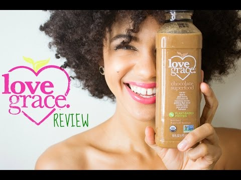 Love ❤︎ Grace :Cold-Pressed Juices & More (Full Review)