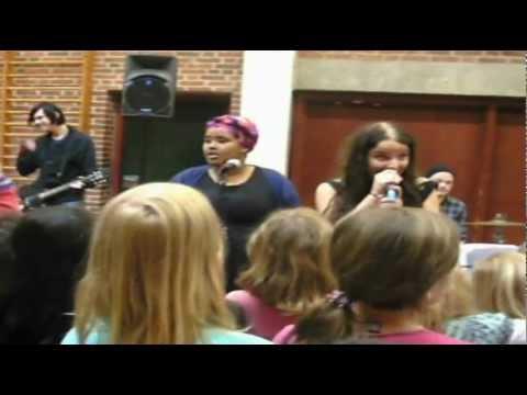 KUBA børnekoncert - 10. Maj 2012