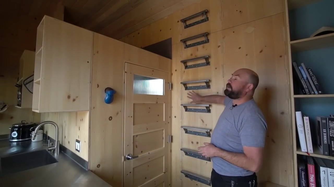 The Most Cleverly Designed Tiny House Extraordinary