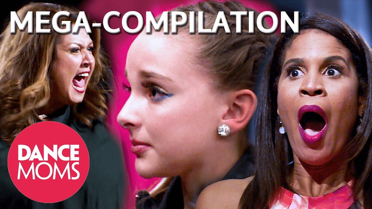 TEARS! TUMBLES! TRIUMPHS! Underrated Solos at NATIONALS! (Flashback MEGA-Compilation) | Dance Moms