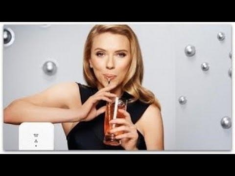 WATCH : Scarlett Johansson's SodaStream Super Bowl Ad