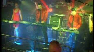 Retro Electro - We All Stood Still (Ultravox)